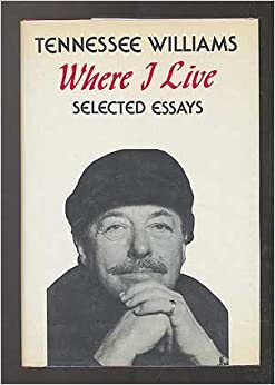 new selected essays where i live