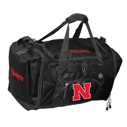 The Northwest Company Officially LICENSED NCAA Nebraska Cornhuskers Roadblock Duffle Bag