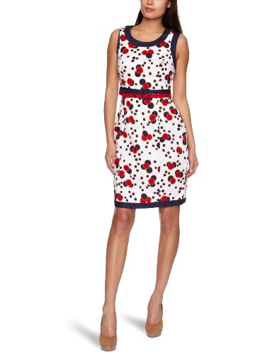 Fever Perle Pencil Women's Dress Bardot 8