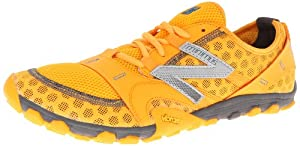 New Balance Mens Trail Running Shoes MT10YB2 Yellow/Blue 7 UK, 40.5 EU