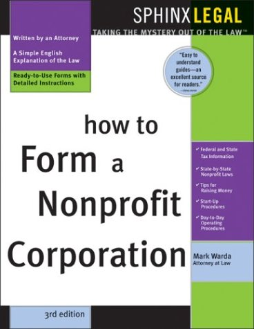How to Form a Nonprofit Corporation (Complete Nonprofit...