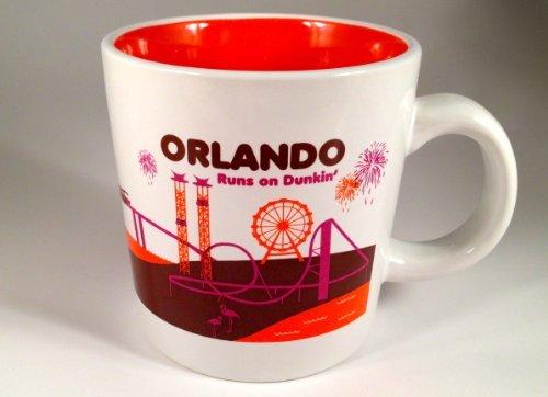dunkin-donuts-destinations-orlando-coffee-mug-limited-edition-2012-2013-by-dunkin-donuts