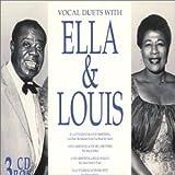 echange, troc Compilation, The Delta Rhythm Boys - Vocal Duets With Ella & Louis