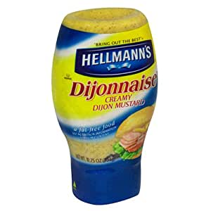 Hellmann's Dijonnaise, 10.75-Ounce Bottles (Pack of 12)