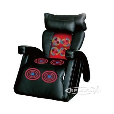Zero Gravity Massage Chair Recliner & Shiatsu Massage Lounger with Heat
