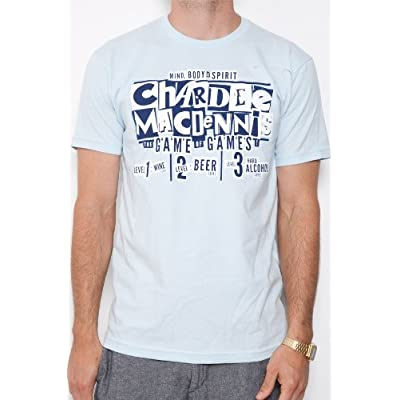 MacDennis Game Levels T-Shirt from Alway's Sunny In Philadelphia