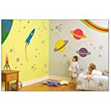 FunToSee Outer Space - Decorations for childrens roomsby FunToSee