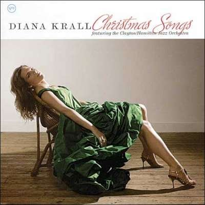 Christmas Songs 200g 33RPM LP by Diana Krall