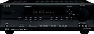 Onkyo TX-SR504 7.1 Channel A/V Receiver (Black)