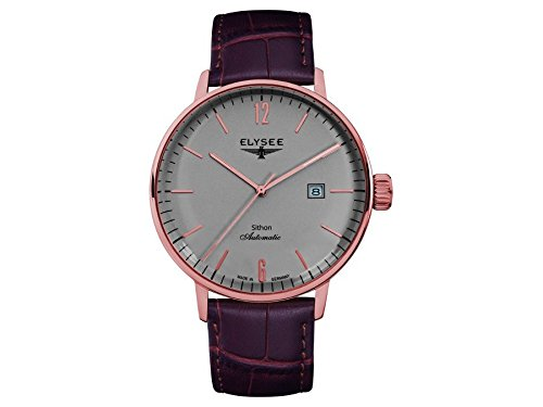 Elysee reloj hombre Classic Sithon automática 13282
