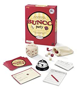 Bunco Party in Box
