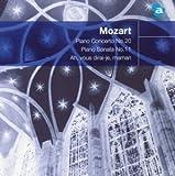 モーツァルト:ピアノ協奏曲第20番、トルコ行進曲、キラキラ星変奏曲(CCCD)