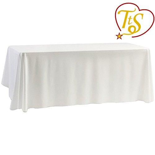 tts-lot-de-5pcs-177cmx274cm-rectangulaire-nappes-de-table-nappe-polyester-lin-sans-couture-mariage-c