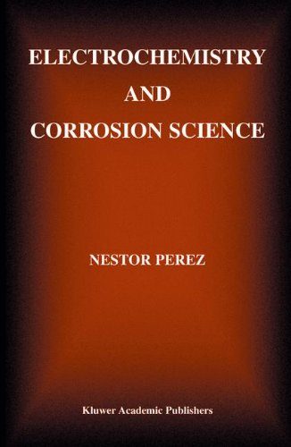 Electrochemistry and Corrosion Science (Information Technology: Transmission, Processing and Storage)