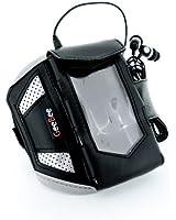 Tuff-Luv GeeBee lecteur MP3 brassard de sport taille: L / couleur: Noir / compatible avec (Sony Walkman NWZ-S540 series / NWZ-S544 series / NWZ-S545 series / NWZ-A845 A845 / NWZ-A840 A840 / NWZ-F806 / NWZ-F886 / NWZ-E474 / NWZ-E574 / NWZ-E585 / NWZ-E384 / Xperia Z1, Z, X, C, L, E / Nexus 4, Nexus 5 / Blacberry Xurve, Bold, Torch, Z10, Z30, Q10, Q5)