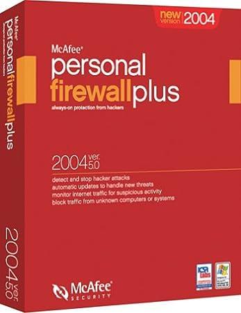 McAfee Personal Firewall Plus 5.0 ( MCF50EMB1RAA )