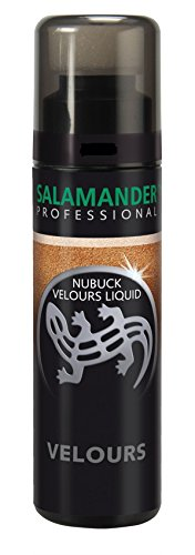 Salamander Professional Nubuck Velours Liquid 8270crema da scarpe & cura prodotti, Multicolore (Beige 070), taglia unica