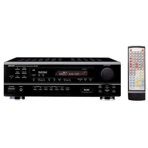 Denon Am/Fm Multi-Source/Multi-Zone Stereo Receiver - Refurbished