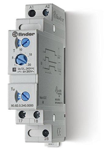 finder-808202400000pas-rele-temporizzato-modulare-avviamento-stella-triangolo-2-no-6-a-da-12-a-240-v