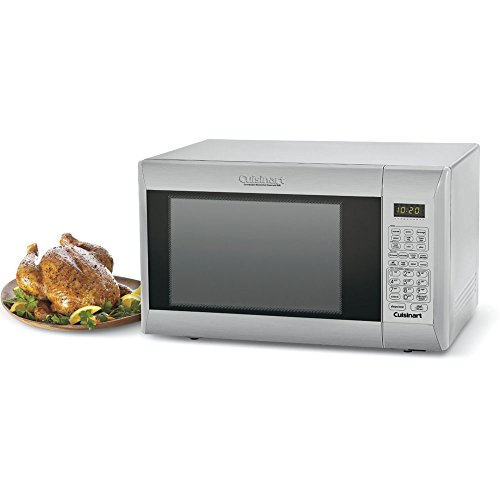 Best Buy! Cuisinart CMW-200 1.2-Cubic-Foot Convection Microwave Oven with Grill (Certified Refurbish...