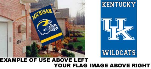Kentucky Wildcats Applique House Banner Flag - Buy Kentucky Wildcats Applique House Banner Flag - Purchase Kentucky Wildcats Applique House Banner Flag (The Party Animal, Home & Garden,Categories,Patio Lawn & Garden,Outdoor Decor,Banners & Flags,Sports Flags & Banners)