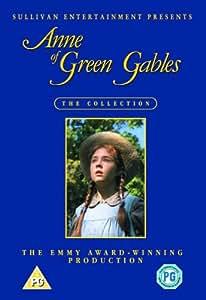 Anne Of Green Gables Box Set 3 Dvds Uk Import