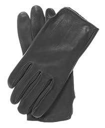 Geier Glove Men's Deerskin Gloves Size 8 1/2 Color Black