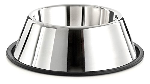 vima-bowl-premium-stainless-steel-feeding-bowl-non-slip-rubber-on-base-heat-resistant-easy-to-clean-