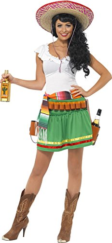 SMIFFYS Tequila Shooter Costume Donna