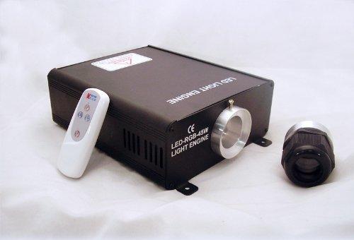 Wiedamark 45 Watt Rgb Led Fiber Optic Illuminator