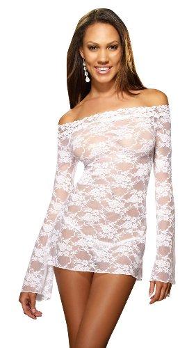 Glanzwelten mini dress damen outfit dessous mini dress Größe 36/38