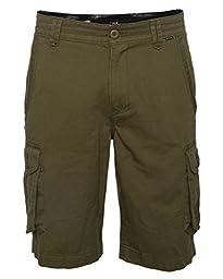 Hurley Men\'s One and Only Cargo Walkshort, Cargo Khaki, 31