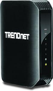 TRENDnet N300 Wireless Gigabit Router, TEW-733GR