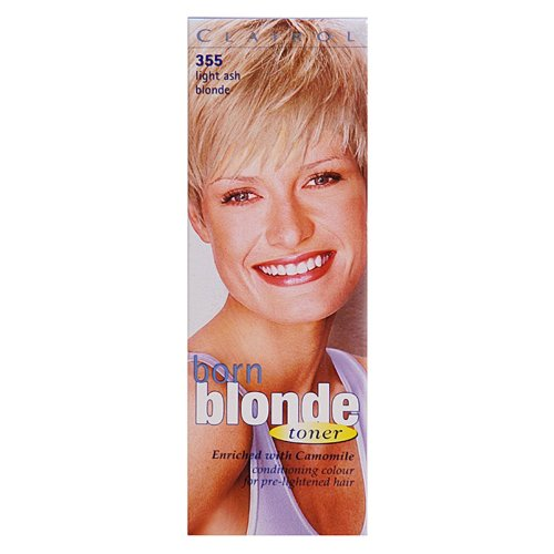 Hair Products - born blonde toner