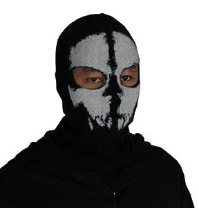 Call Of Duty MW2 Cagoule tête de fantôme Version trois