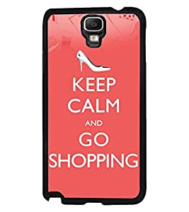Fuson 2D Printed Quotes Designer back case cover for Samsung Galaxy Note 3 Neo N7505 - D4566