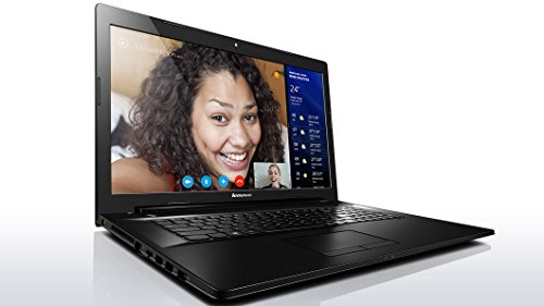 Lenovo g70 80 173 inch laptop notebook black intel pentium 3805u 19ghz 8gb ddr3 1tb hdd dvdrw wlan bt camera integrated graphics windows 81 home