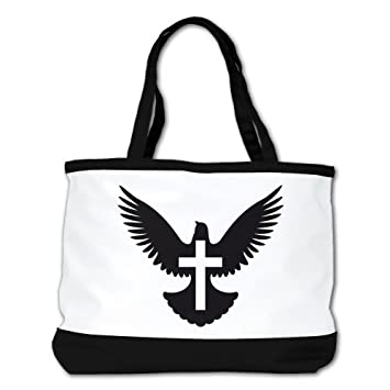dove and cross bag