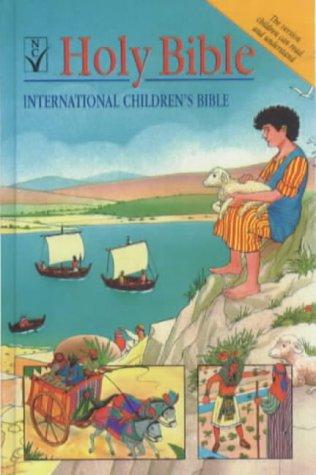Icb International Children's Bible: IDB Bible : New Century Version
