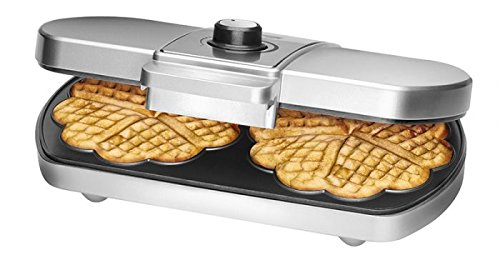 Bomann 650301wa-CB Piastra per waffle