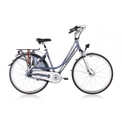 Vermont Vermeer hollend lady grey (2013) (Frame size: 55 cm) holland bike