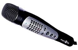 NEW KORTEK MAGIC MIKE YK - 16 KARAOKE MICROPHONE BY LOYALVALUE SINGING MIC 5500+ SONGS, FREE SONG CHIP VOL-3, DSIGNER WRIST WATCH WORTH RS 2999/-