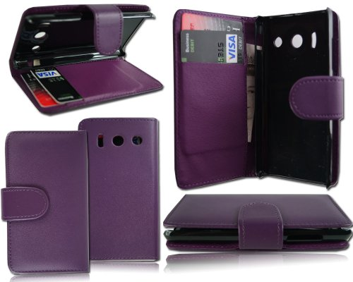 new-stylish-purple-flip-side-wallet-leather-case-cover-pouch-fits-huawei-ascend-y300