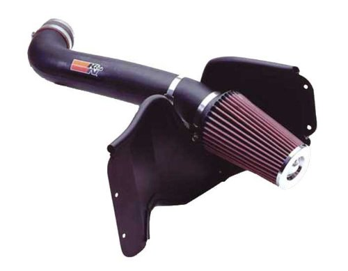 K&N 57-1513-1 FIPK Performance Air Intake System (Jeep Grand Cherokee Intake compare prices)