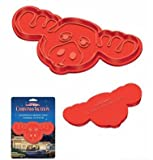 National Lampoon's Christmas Vacation Plastic Moose Mug Cookie Cutter