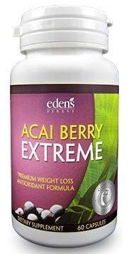 Acai Berry Extreme All-In-One Weight Loss, Colon Cleanse, Antioxidant