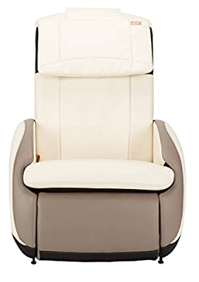 Human Touch iJoy Active 2.0 Massage Chair - Bone / Gray