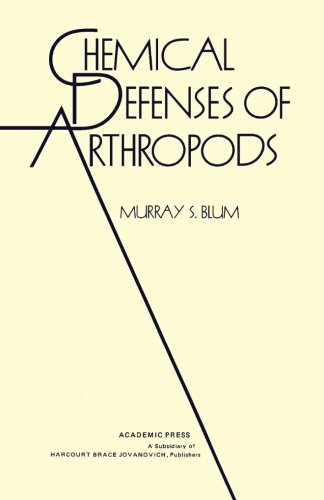 Chemical Defenses of Arthropods PDF