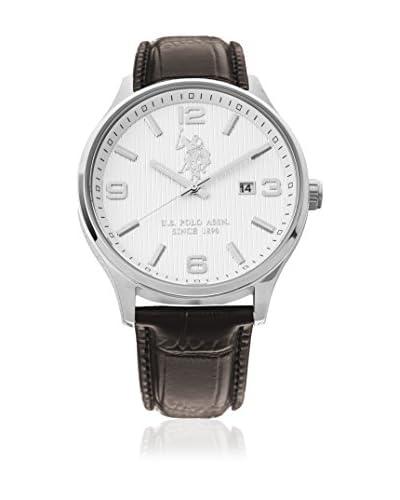 US Polo Association Reloj con movimiento cuarzo japonés Man Koral  44 mm