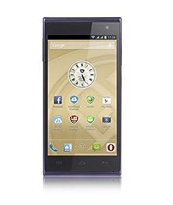 Prestigio PSP5505DUOBLUE Smartphone Android 4.4 KitKat 8 Go Violet